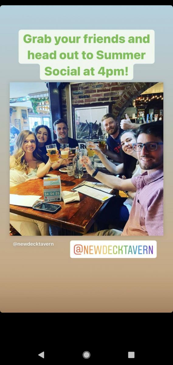 New Deck Tavern City Social